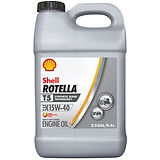 Shell Rotella Diesel Oil Changes