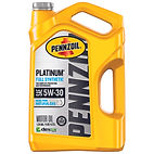 Pennzoil Platinum Full Synthetic Oil Change