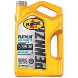 Pennzoil Platinum Full Synthetic Oil Change