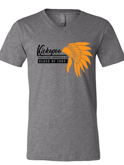 Kickapoo V-neck Tshirt