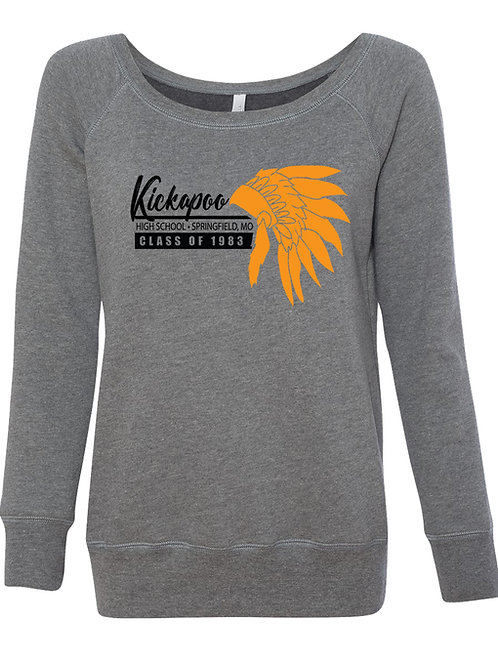 Kickapoo Women's Sweatshirt