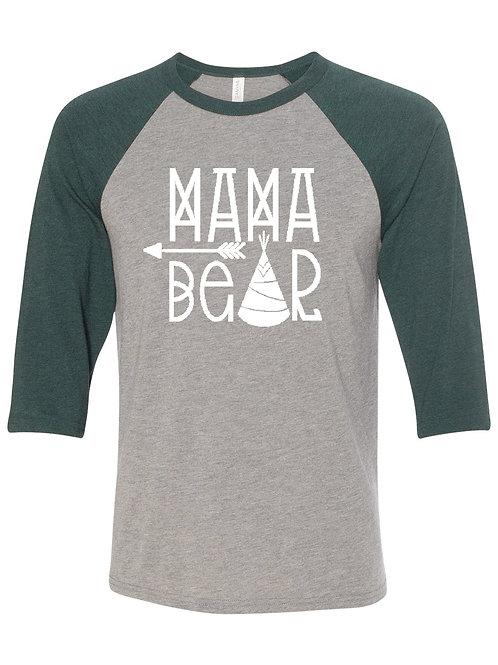 Mama Bear Tepee