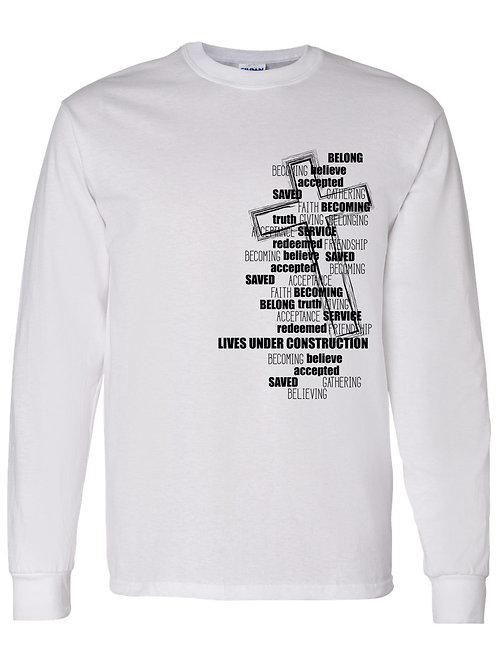 Cross Long Sleeve Shirt