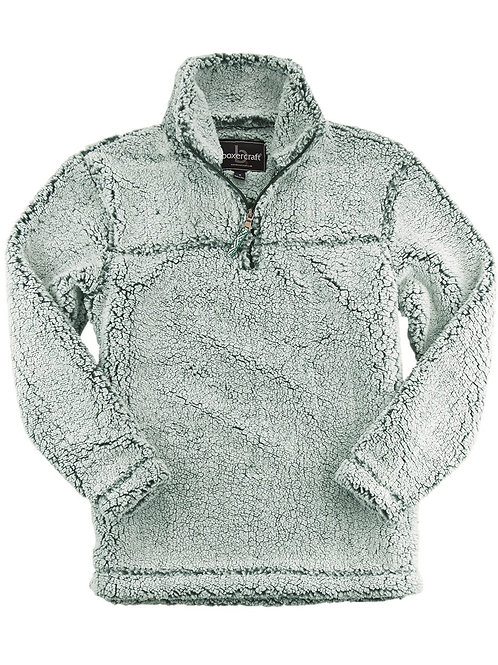 Sherpa Quarter Zip Top - Unisex