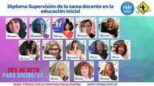 """Diploma """"Supervisión de la tarea docente"""""""