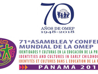 ASAMBLEA MUNDIAL DE OMEP 2019
