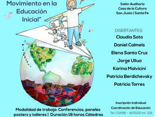 1er. Congreso Municipal de Educación en San Justo, Provincia de Santa Fé
