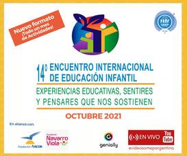 14º ENCUENTRO INTERNACIONAL DE EDUCACIÓN INFANTIL DE OMEP