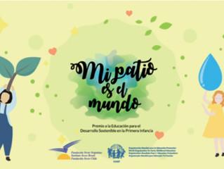 """Lanzamiento del Premio """"Mi patio es el mundo"""""""