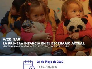 Webinar - OMEP y Fundación Arcor