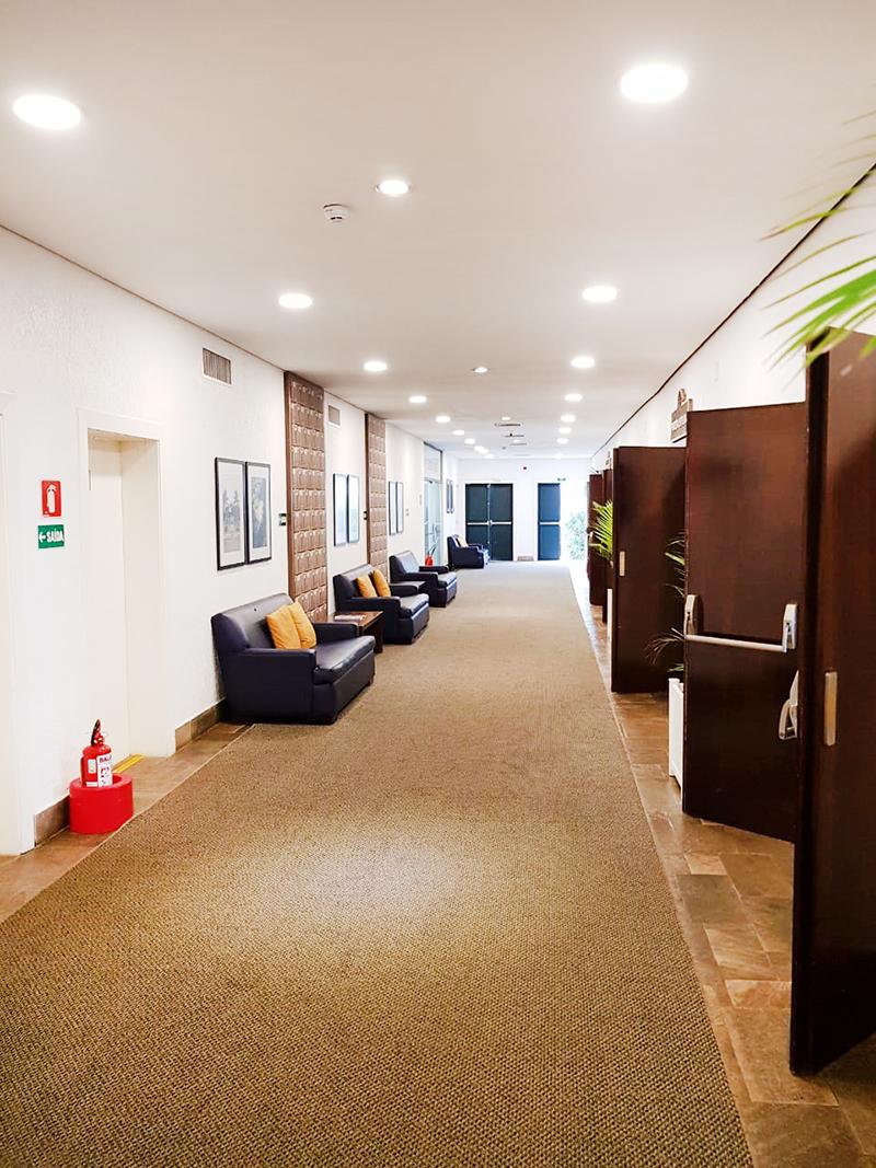 Corredores - Casa Grande Hotel