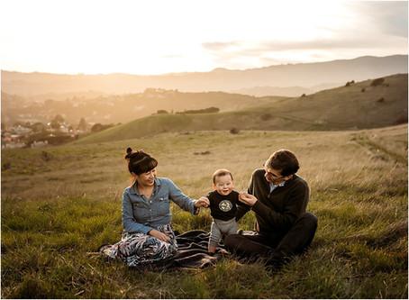 Family Photo Session, Tiburon CA