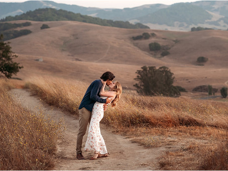 First Anniversary!  Couples Photo session in Sonoma County