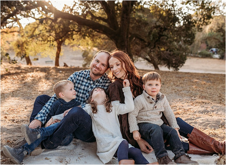 Family Photo Session, Petaluma!