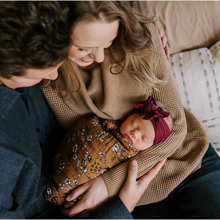 in home newborn session, baby, baby photos, newborn photos, marin, marin county, in home photography, baby girl