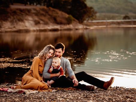 Beautiful Family Photo Session, Glen Ellen, Sonoma County, California!