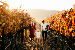 Napa valley family photo session, Diana Jex Photography