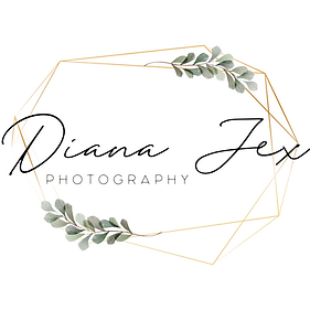 Sonoma County lifestyle maternity, newborn and family photographer serving Petaluma, Napa, Santa Rosa and the North Bay.  Diana Jex Photography logo