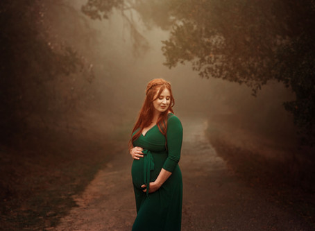 Maternity Session, Sonoma County