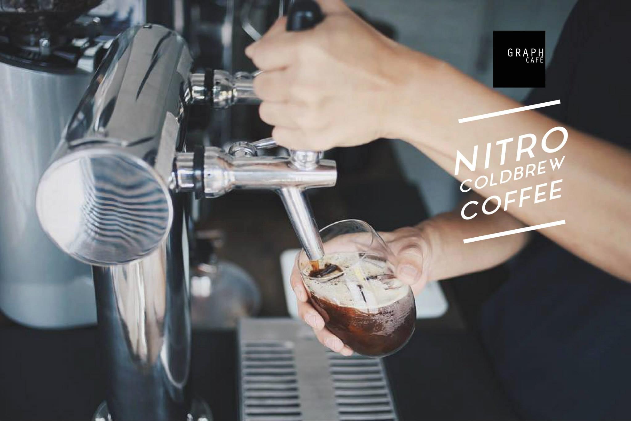 NITRO COLDBREW COFFEE