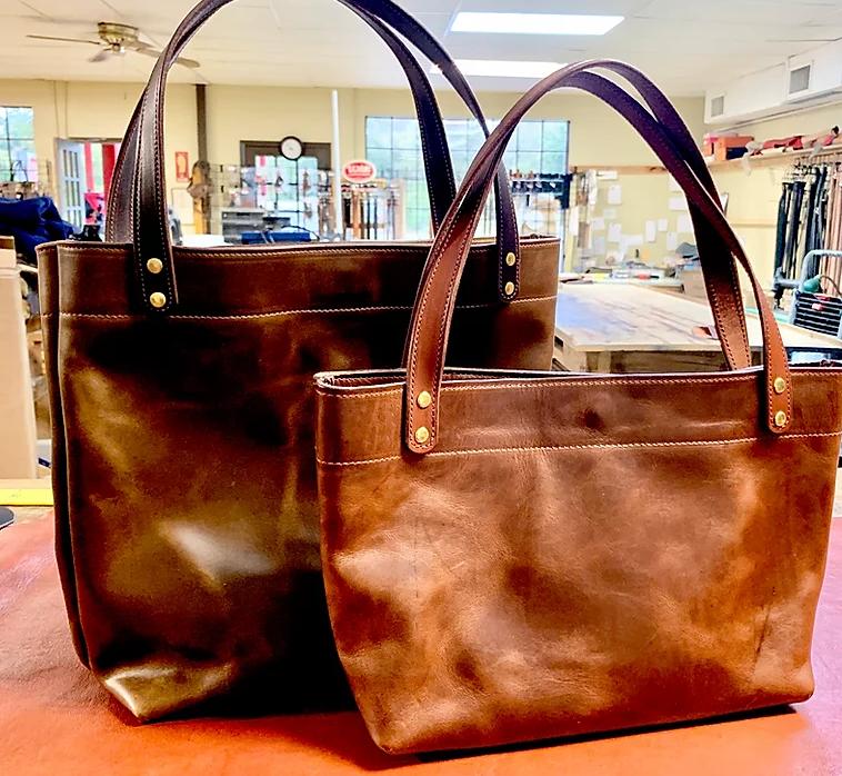 Custom Handbag Made in Arkansas