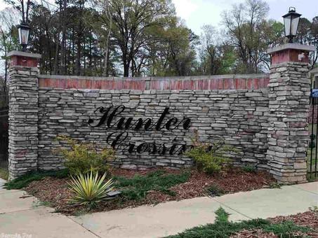 Neighborhood Spotlight: Hunter Crossing in Bryant Arkansas