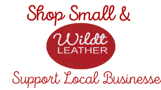 Wildt Leather Is OPEN