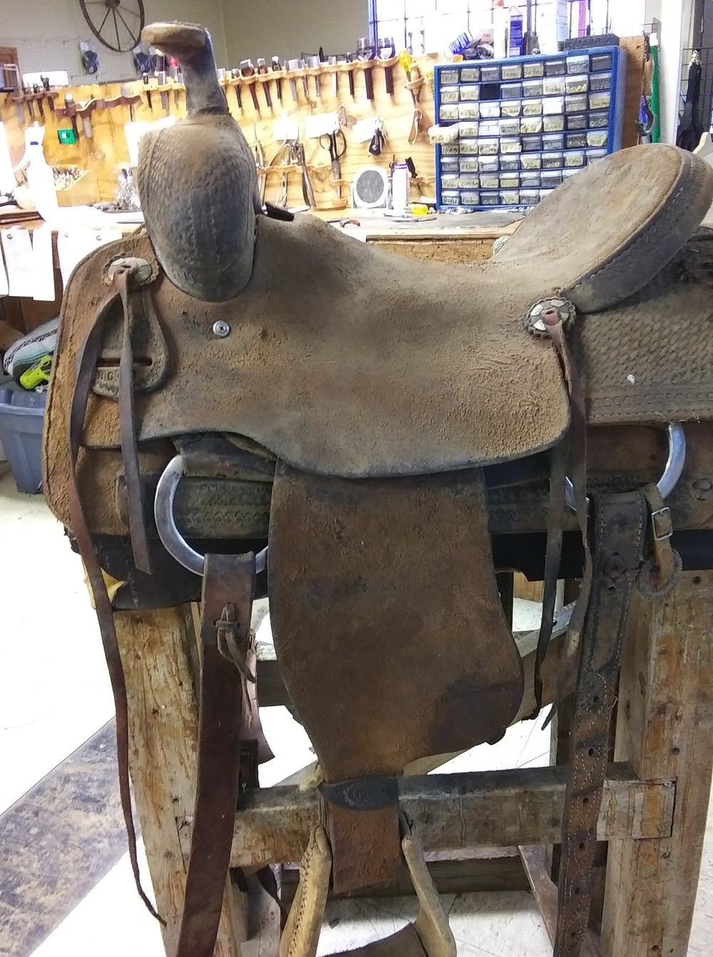 Leather Repair in Central Arkansas
