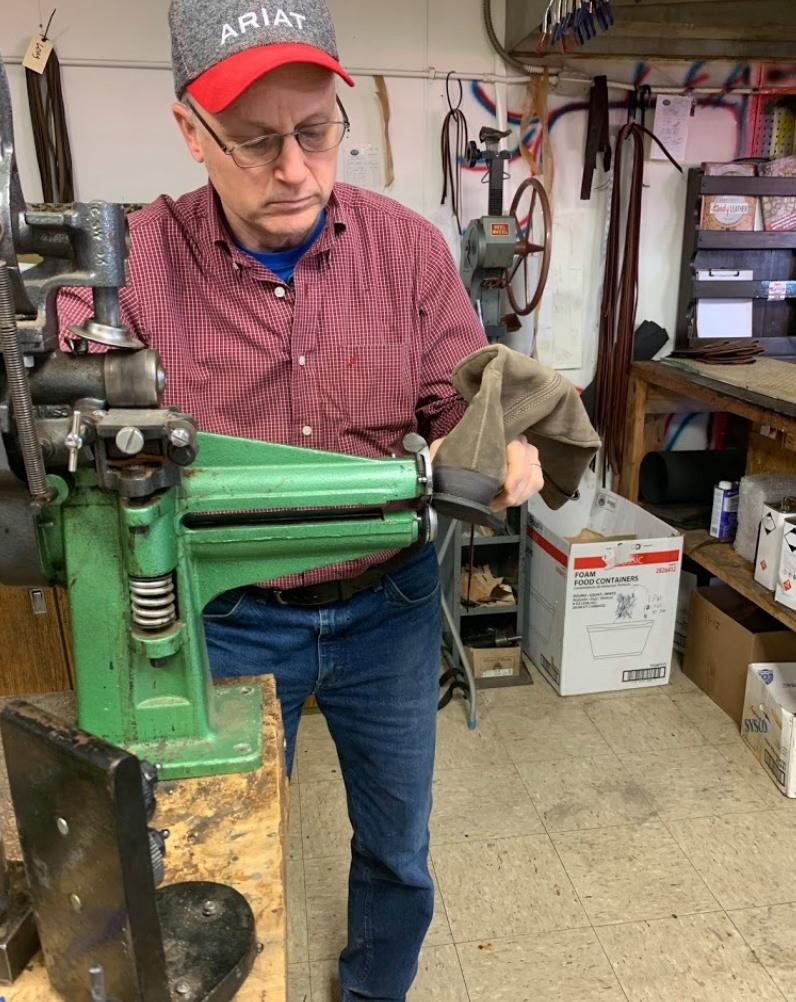 Leather Shop Repair in Central Arkansas
