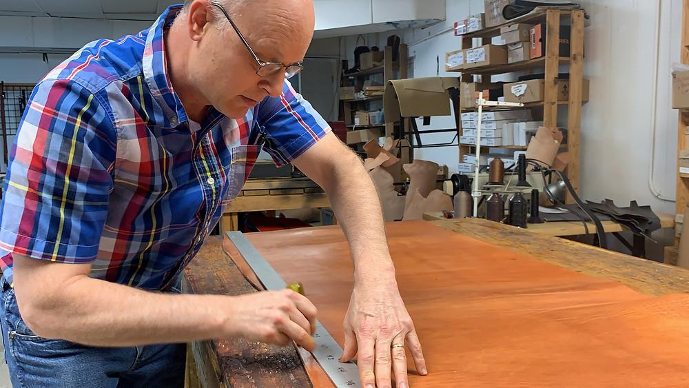 Leather Maker in Central Arkansas