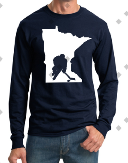 MN Player Longsleeve Shirt