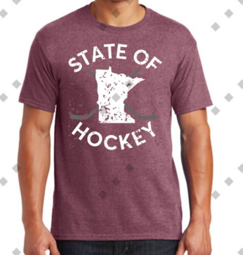 SOH MN Stick Cross T-Shirt