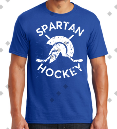 Spartan Hockey T-Shirt