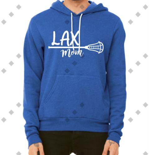 LAX Mom Royal Sweatshirt