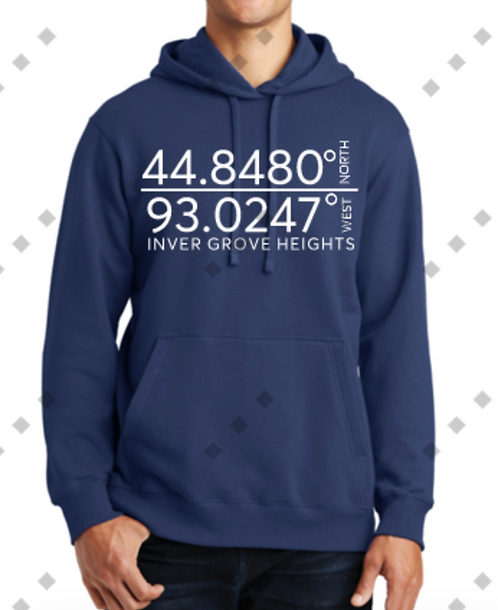IGH Coordinates Sweatshirt