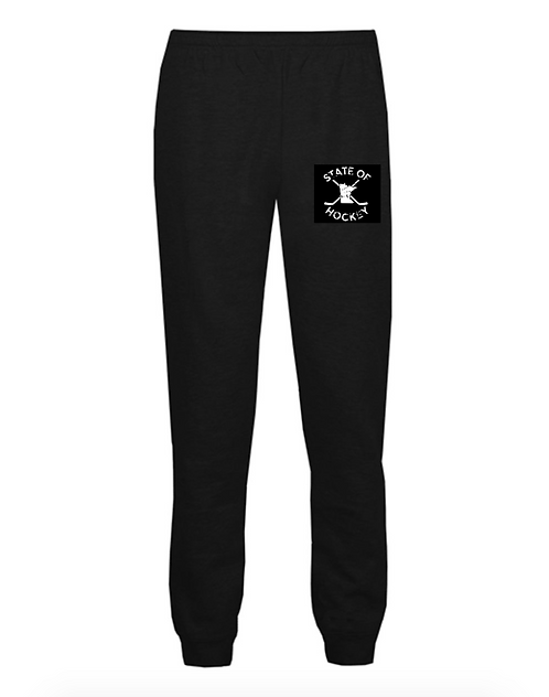 State of Hockey Badger Joggers