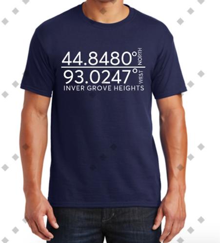 IGH Coordinates T-Shirt