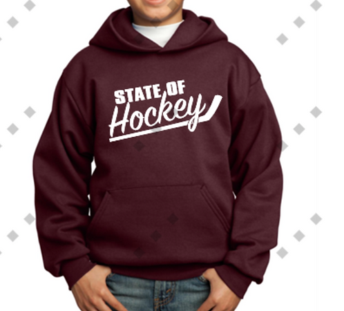 SOH Stick Youth Sweatshirt