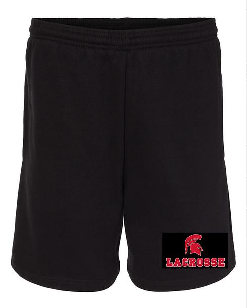 Men's Black Badger Sweat Shorts
