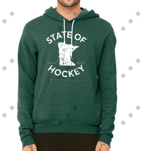 SOH MN Stick Cross Adult Sweatshirt