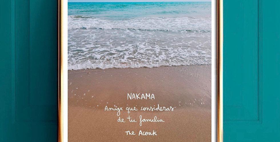 Lámina Nakama