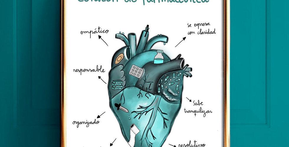 Corazón Farmacéutico/a