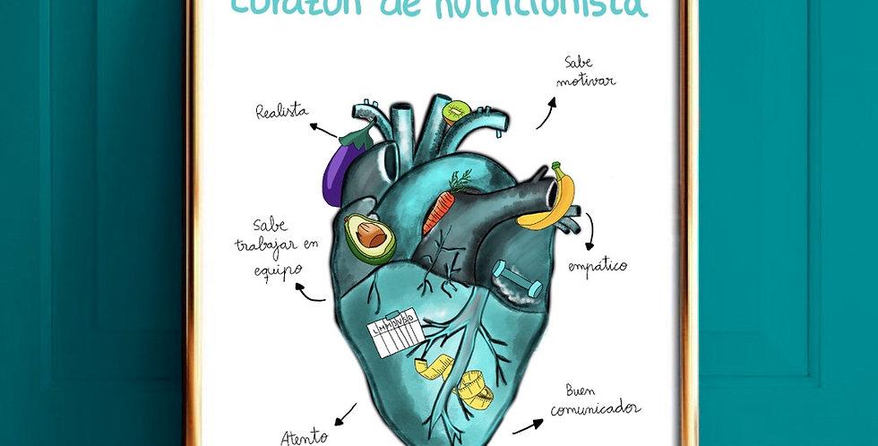 Corazón Nutricionista