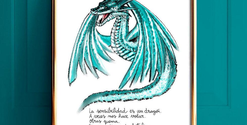 Lámina Dragona