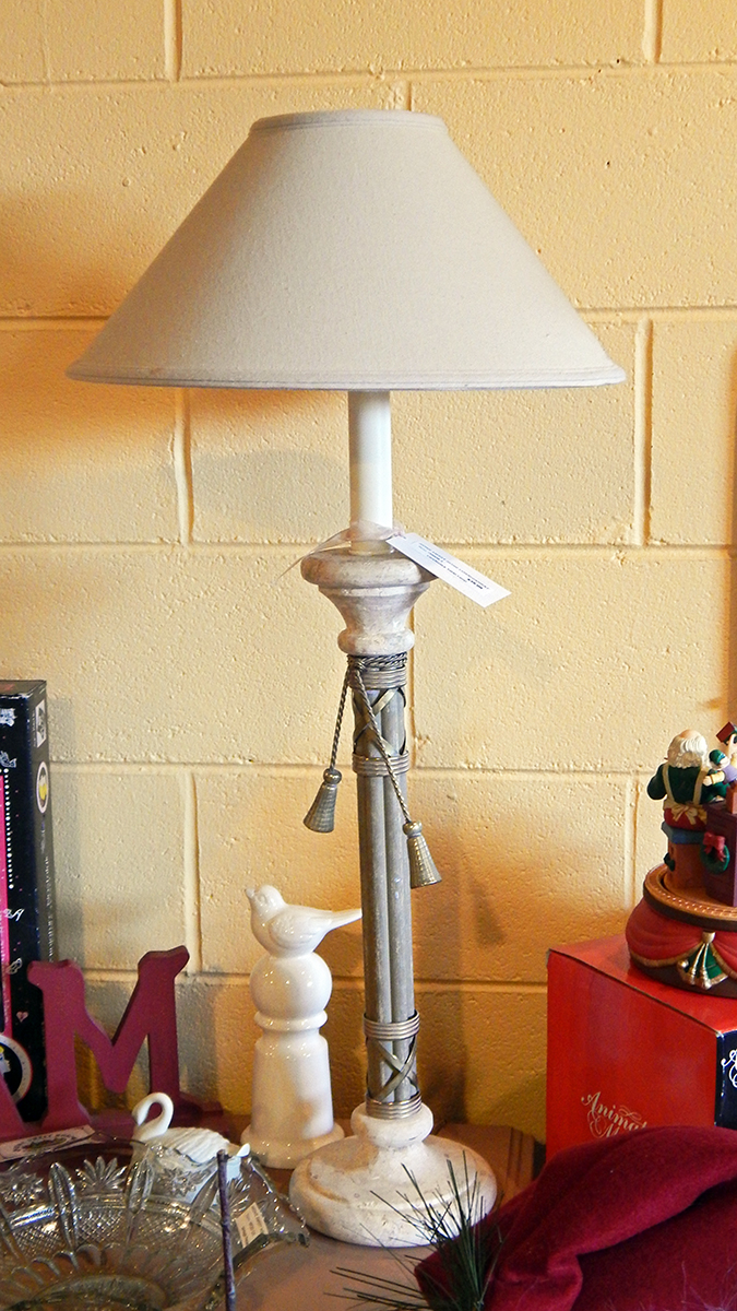 Candlestick Table Lamp