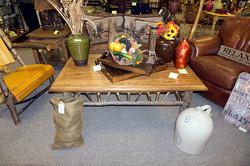 Lane Lodge-Style Coffee Table