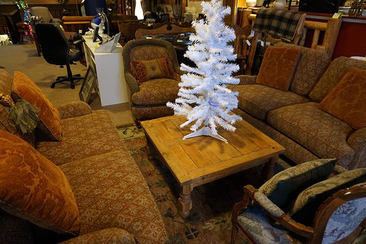 Matching Loveseats & Chair