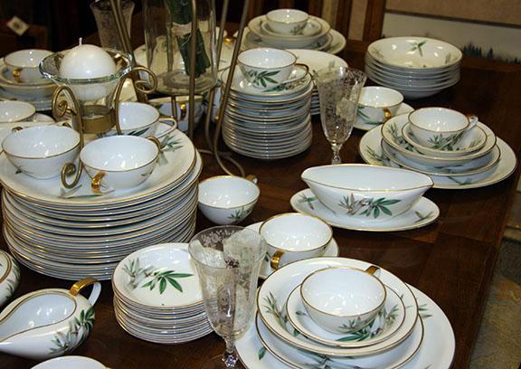 Noritake Bamboo Set
