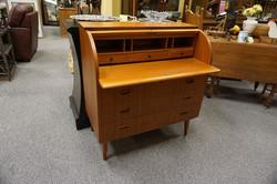 Vintage Roll-top Desk