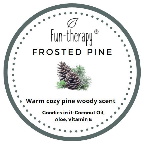 Fun-Therapy Frosted Pine